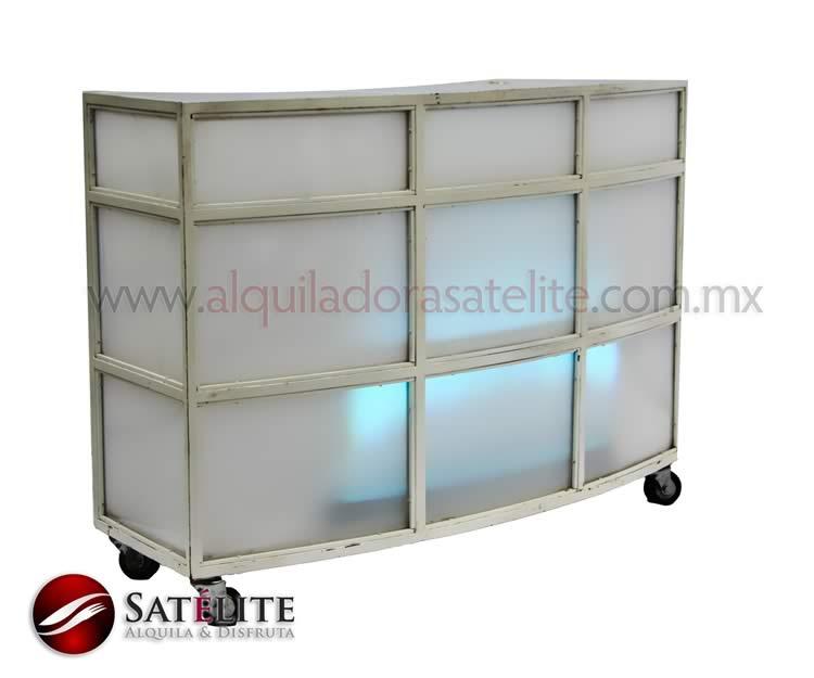 Barra acrílica LED