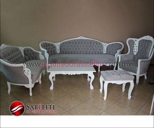 Sala Luis XV gris