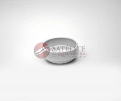 Tazón redondo Mkm de 9.5 cm
