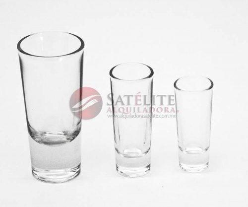 Vasos Troyano, 2 y 1.5 oz